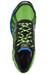 Mizuno Wave Mujin 3 G-TX - Zapatillas para correr - verde/azul